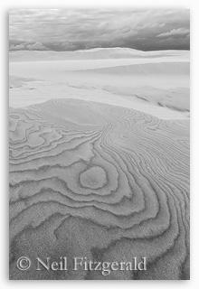 Te Paki dunes photo
